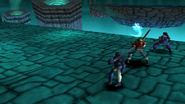 Specter uses Sneak Attack