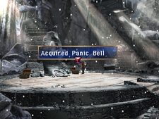 Panic Bell Chest