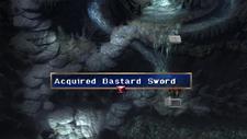 Bastard Sword Chest Limestone Cave
