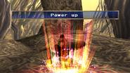 Mountain Ape uses Power Up