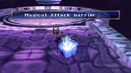 Aqua King uses Magical Attack Barrier