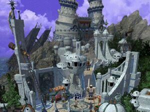 Twin Castle