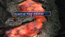 Mind Purifier Chest Volcano Villude