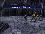 Baby Dragon uses Anger of Dragon