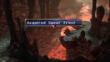 Spear Frost Chest Volcano Villude