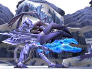 Windigo uses Ghost Claw