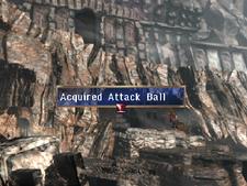 Attack Ball Chest