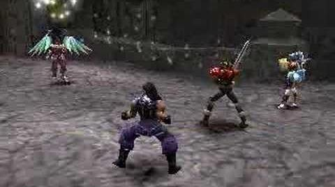 Legend of Dragoon - Optional Boss