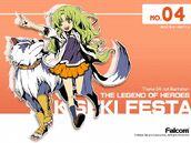 Kiseki Fiesta WP-04 kea zeit