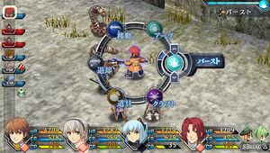 Ao battle burst