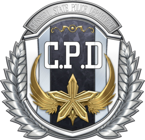 Crossbell Police Department Emblem