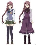 Emma DLC Civilian Clothing