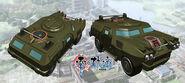 Zerochn - armored car