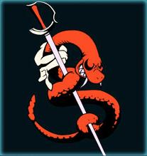 Saber viper logo