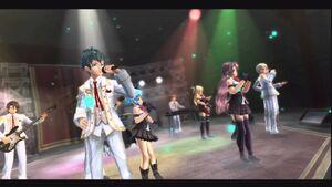 Class 7 rock concert