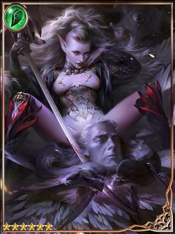 File:(Enthroned) Oona, Beast-Raised Elf.png