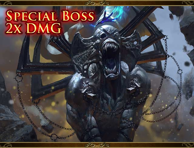 Special Boss Unrestrained Bystrom