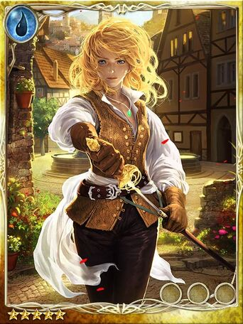 (Unit) Musketeer Hopeful d'Artagnan