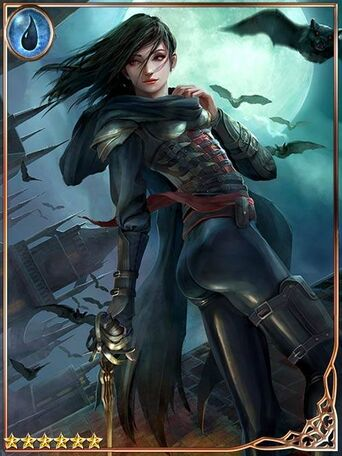 (Chiroptera) Halia, Sly Darkwalker