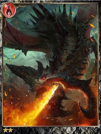 (Crush) Gwein, Dragon of Storm Peak