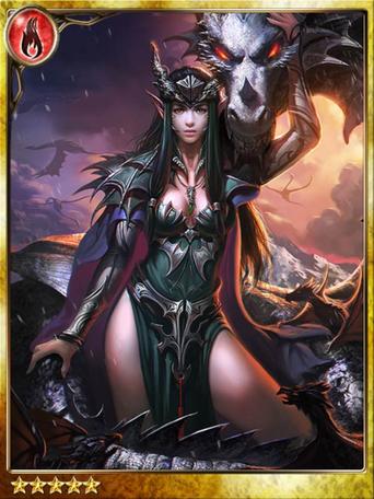Leolina, Dragon Mystic