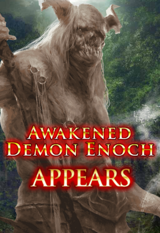 Awakened Demon Enoch