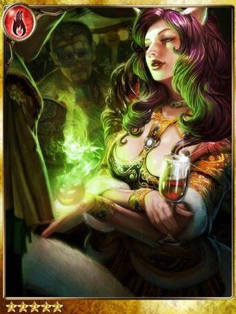 Masquerade Witch Virginia