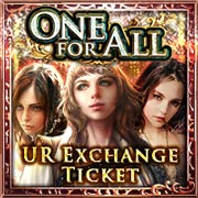 One for All UR Exchange Ticket