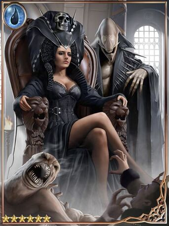 (Delirious) Jealous Queen Sabina