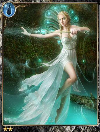 (Greenglow) Primordial Marsh Spirit