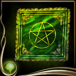 Green Altar Cloth