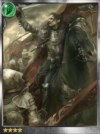 (Defender) Bors, the Black Knight
