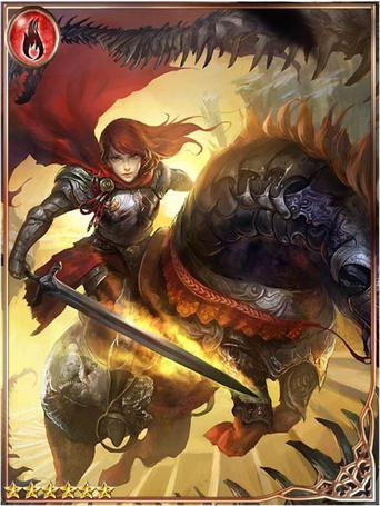 (Crimson) Vivian, Lady of the Lake