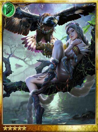 Ridge Huntress Keshue