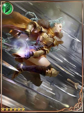 (Edgerain) Bladekeeper Virve