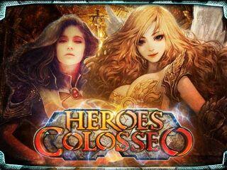 Heroes Colosseo XIX
