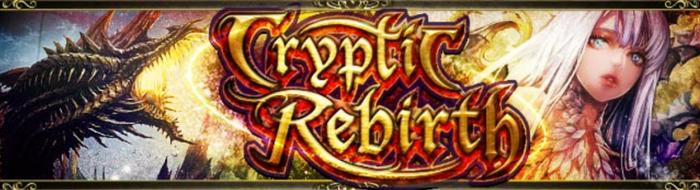 Cryptic Rebirth 2