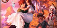 (Save) Red Sparkling Neverland Gift
