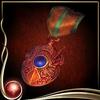 Red Medallion