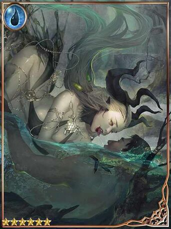 (Grasping) Swamp Seductress Rajulia