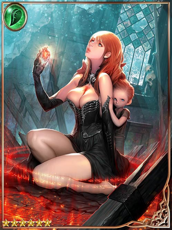 (Obsession) Witch of Forbidden Arts