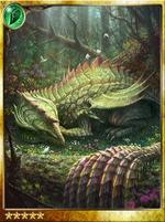 Slumbering Forest Dragon