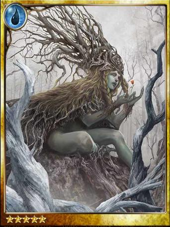 (Wiltpetal) Drew of the Dead Forest