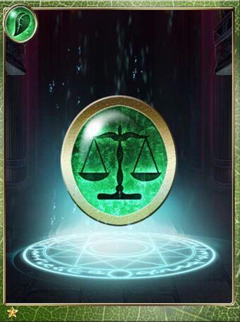 (Wisdom) Faultless Forest Crest