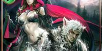 (Pair) Wolfe, Werewolf Packmaster