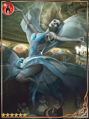 (Faint) Phantasmic Lady Drei