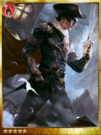 Marcos, Masked Avenger