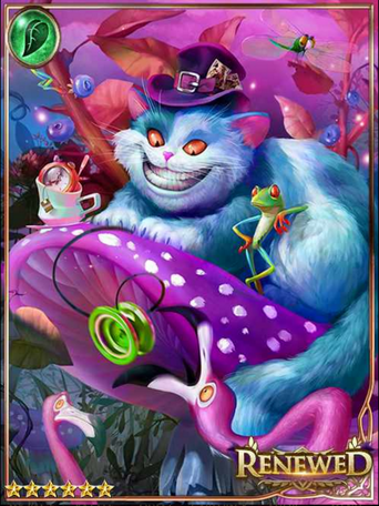 (T) Delusive Cheshire Cat