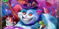 (T. G.) Delusive Cheshire Cat