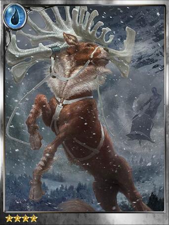 (Winterpass) Sacred Reindeer Guard